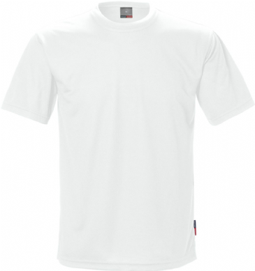 Fristads Coolmax T-Shirt 918 PF (White)